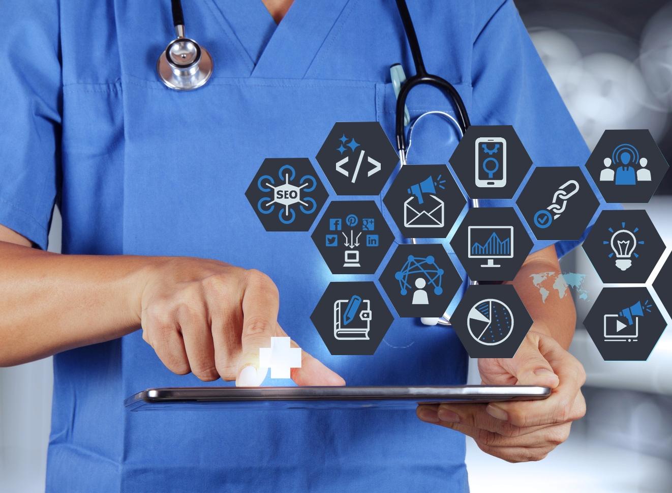 blockchain ve sağlık sektörü