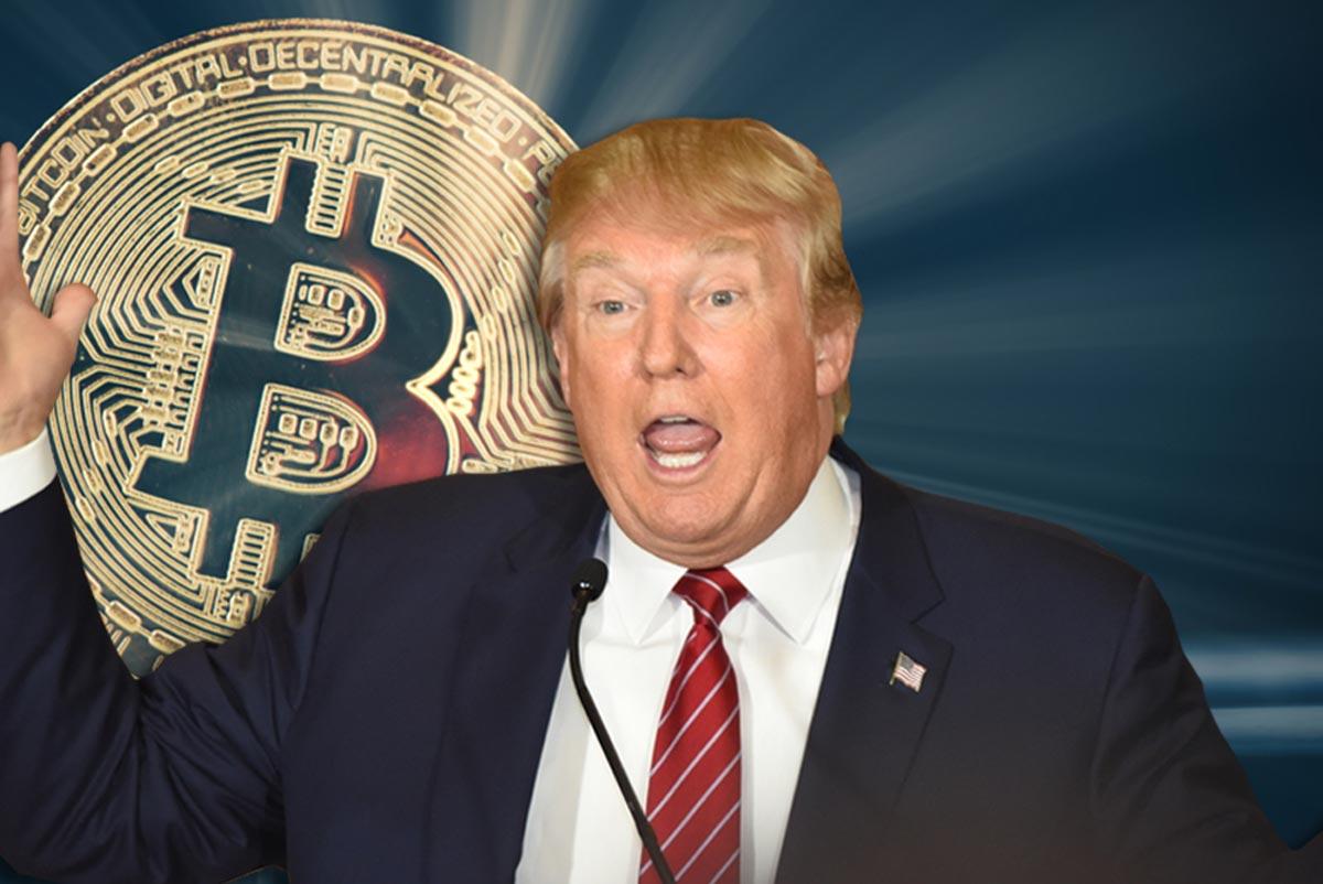 trump konuştu bitcoin yükseldi