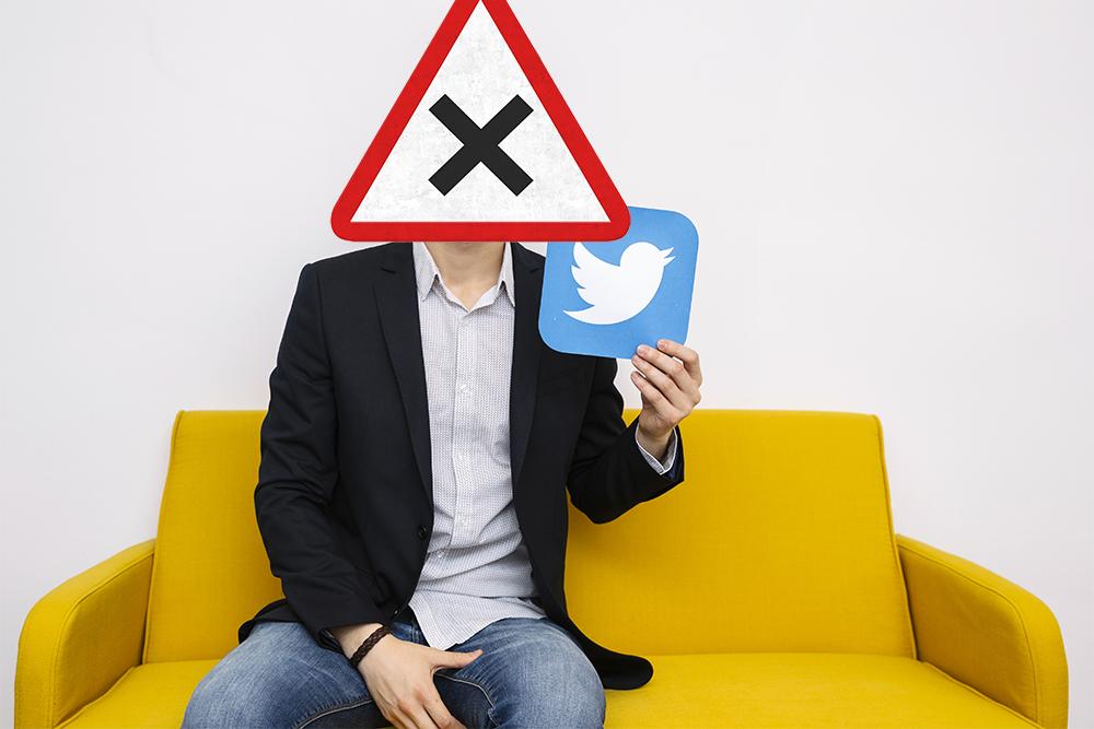 twitter xrp ödeme platformunu banladı
