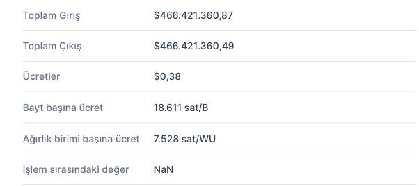 466 milyon dolarlık bitcoin