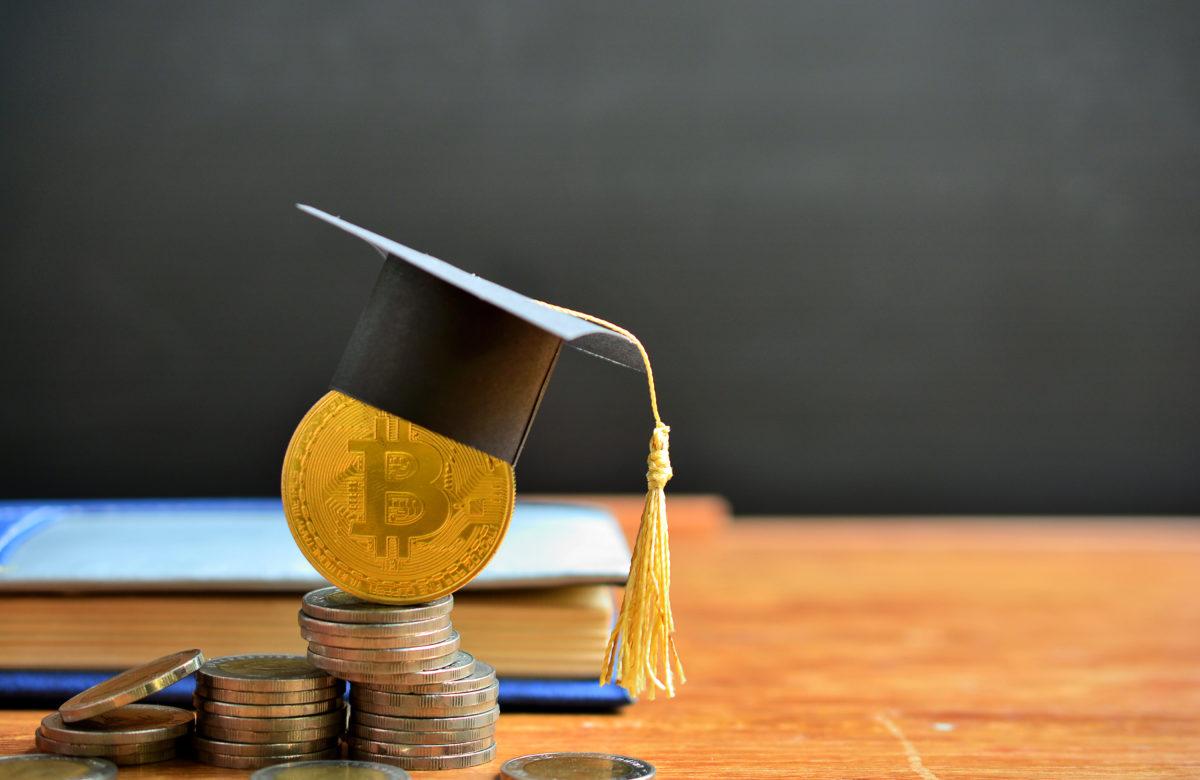 Bitcoin öğrenci
