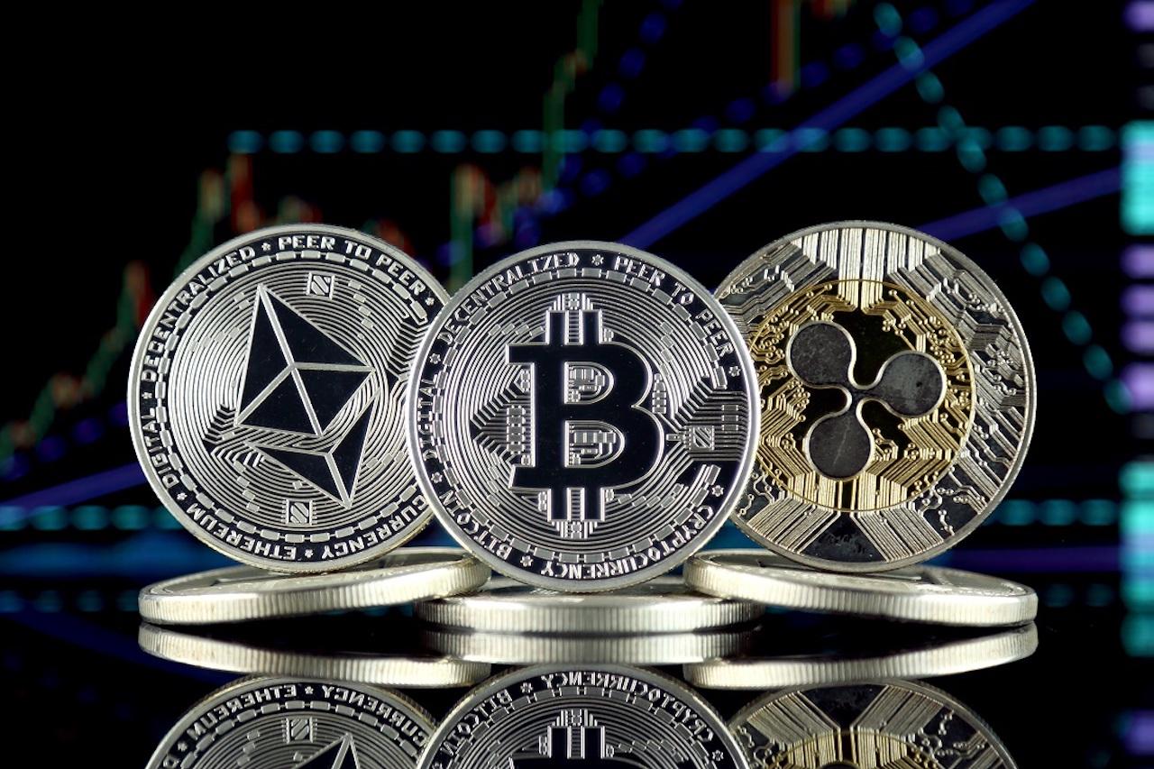 Bitcoin BTC Ethereum ETH Ripple XRP