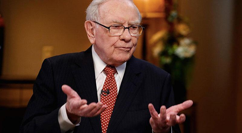 Bitcoin BTC Warren Buffett