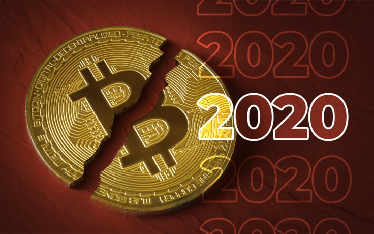 Bitcoin Yarılanma Halving