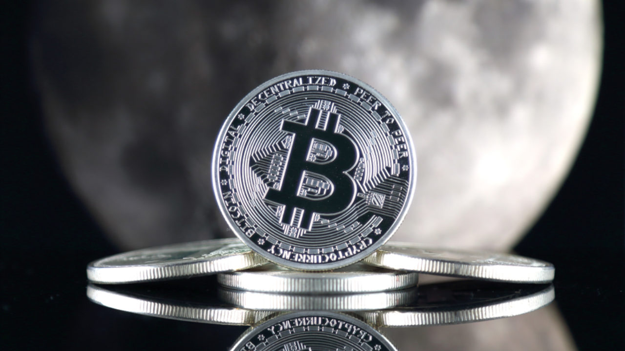 Bitcoin artış