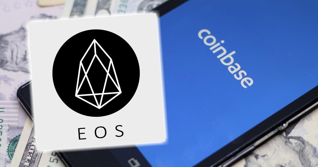 Coinbase EOS'un Düşük Performans Gösterdiğini İddia Etti