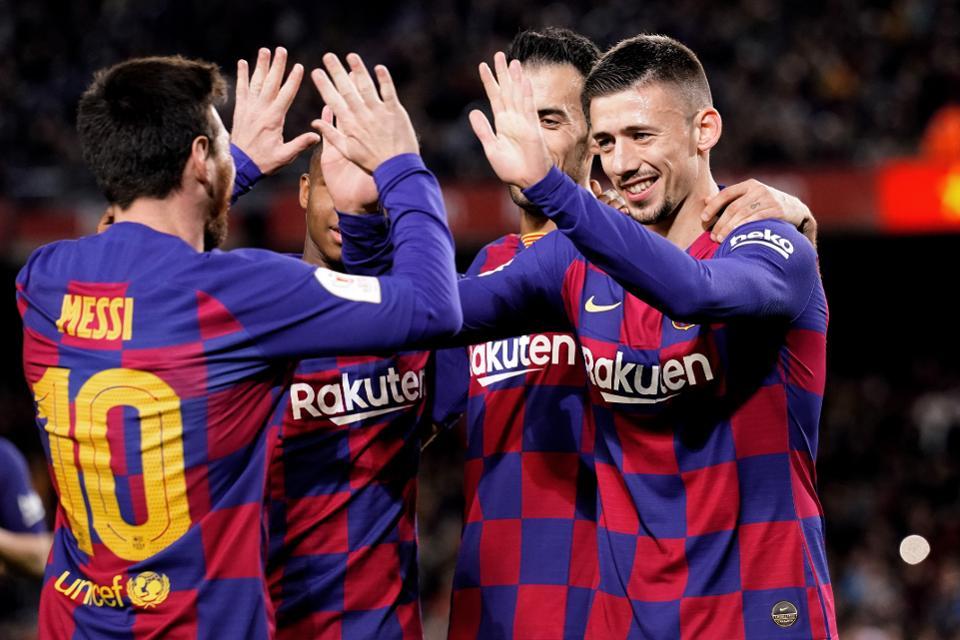 FC Barcelona Taraftar Token BAR