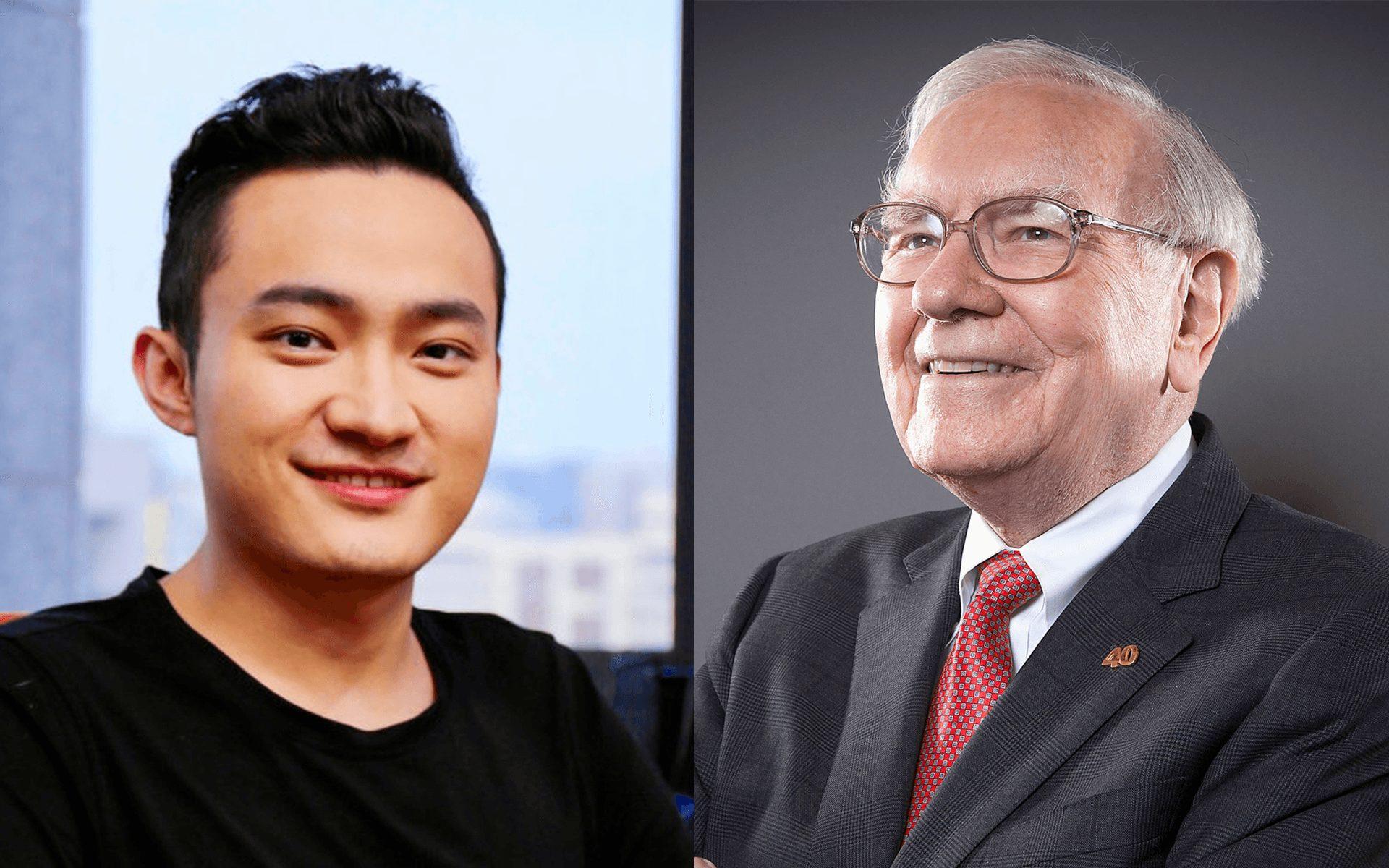Justin Sun Warren Buffet Konusunda Hala Israrcı