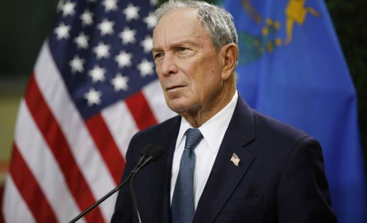 Michael Bloomberg Bitcoin BTC