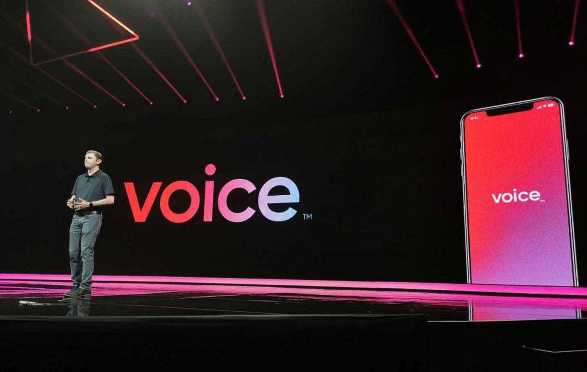 Voice EOS Beta