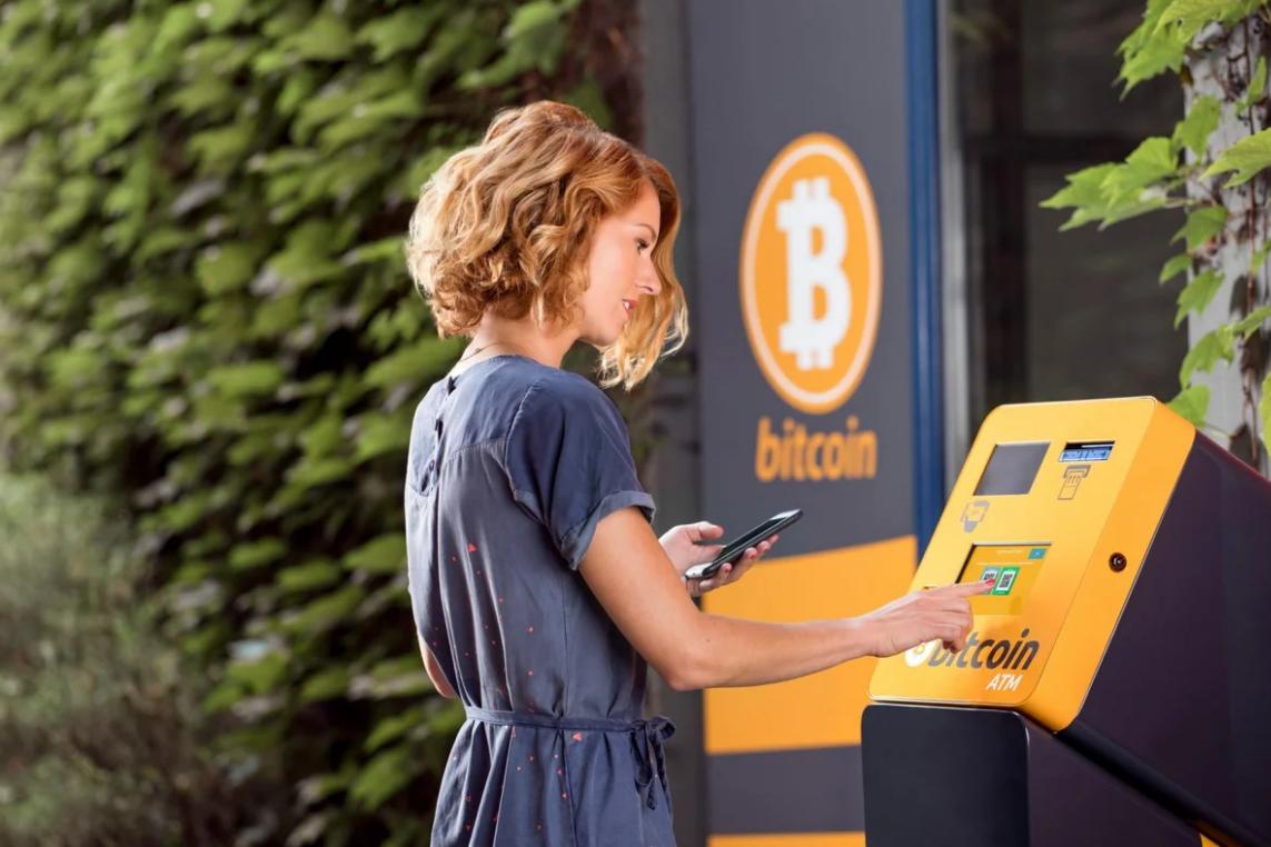 bitcoin atm sayısı artıyor