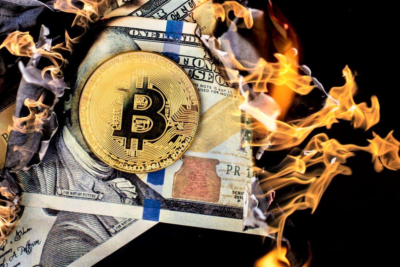 bitcoin fiat para birimleri dünyasında galip