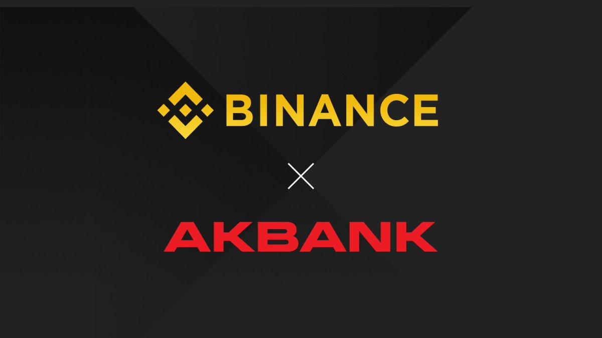 Binance ve Akbank