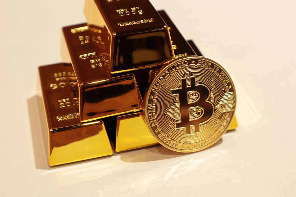 Bitcoin BTC Altın XAU
