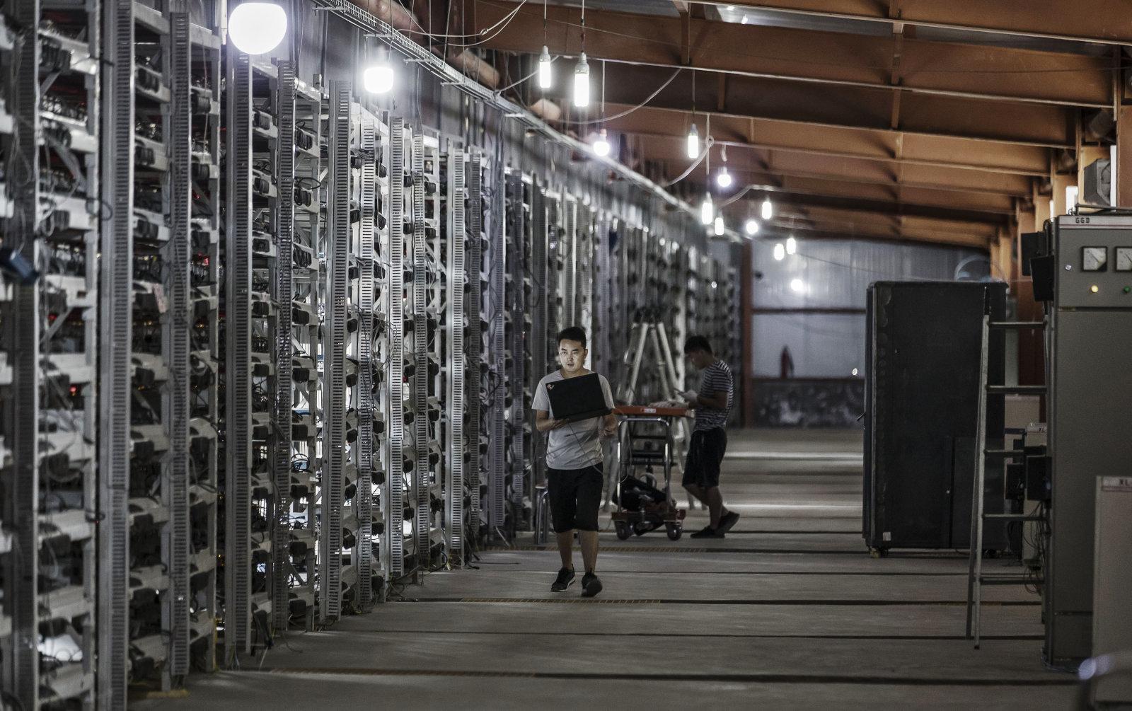 Bitcoin BTC Madencilik Makinaları Çevreye Zarar mı Veriyor