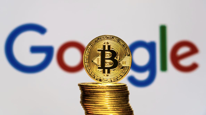 Bitcoin google arama trendi