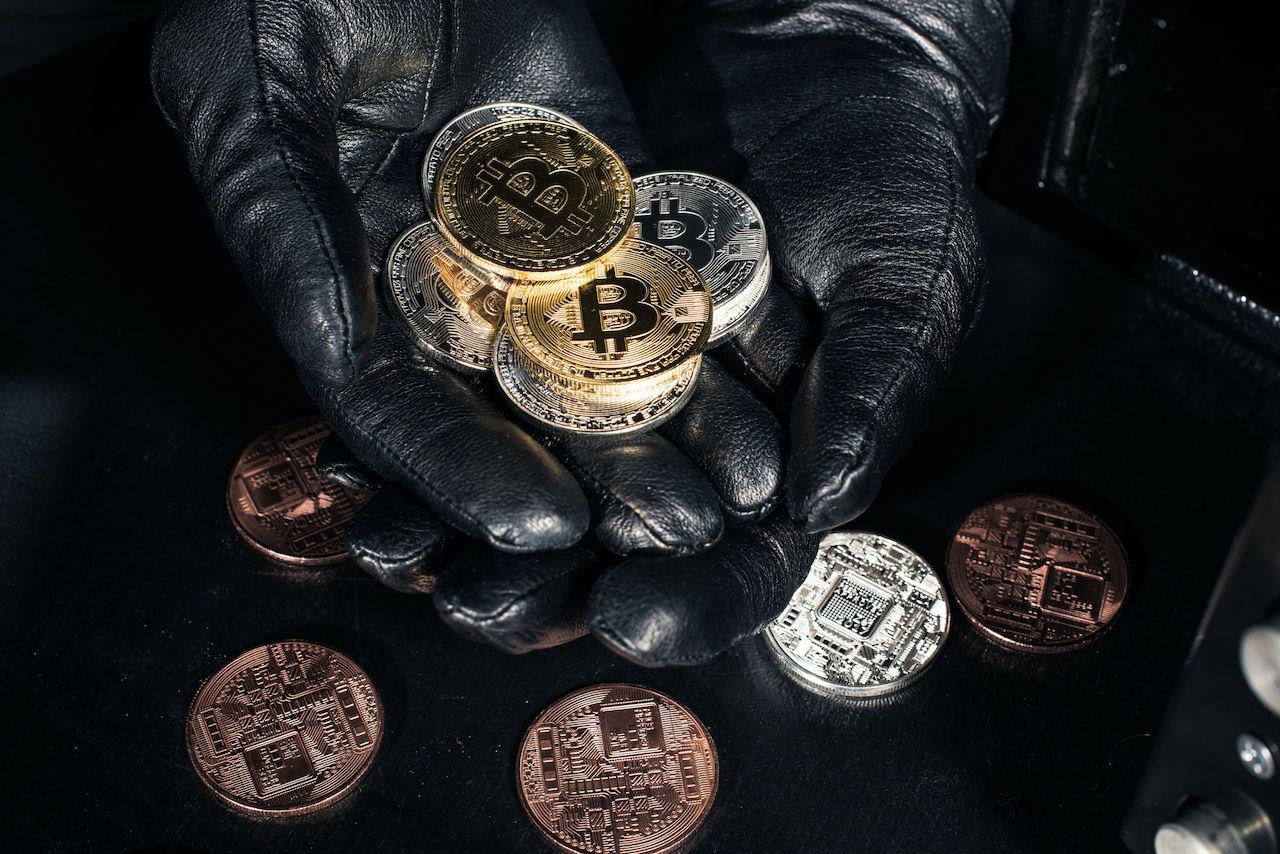 Bitcoin ile Fidye
