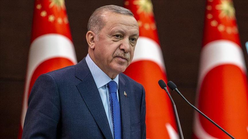 Cumhurbaşkanı Erdoğan Koronavirüs