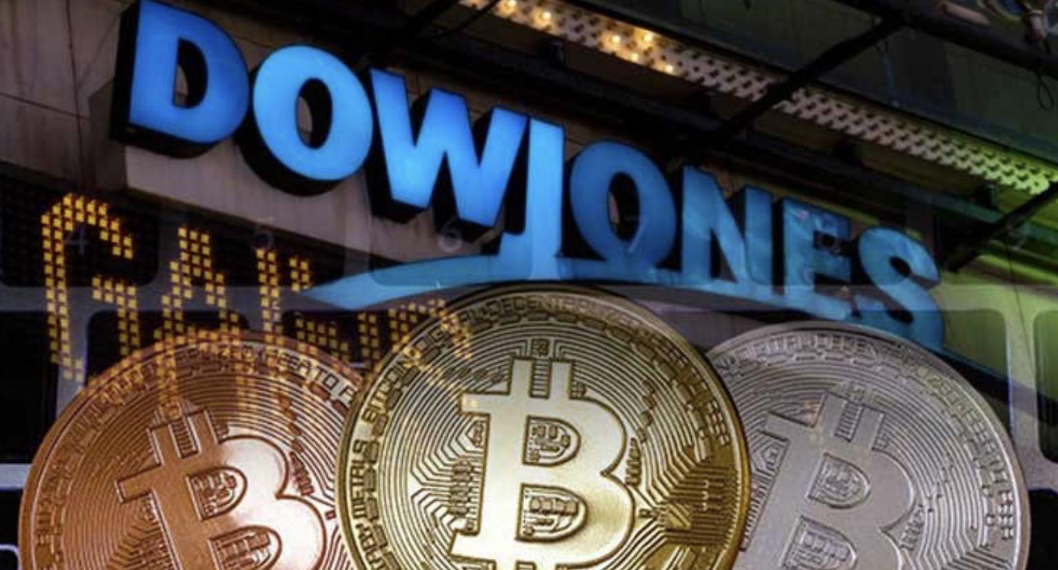 Dow jones bitcoin iliski
