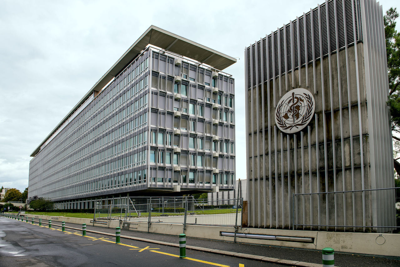Dünya Sağlık Örgütü WHO