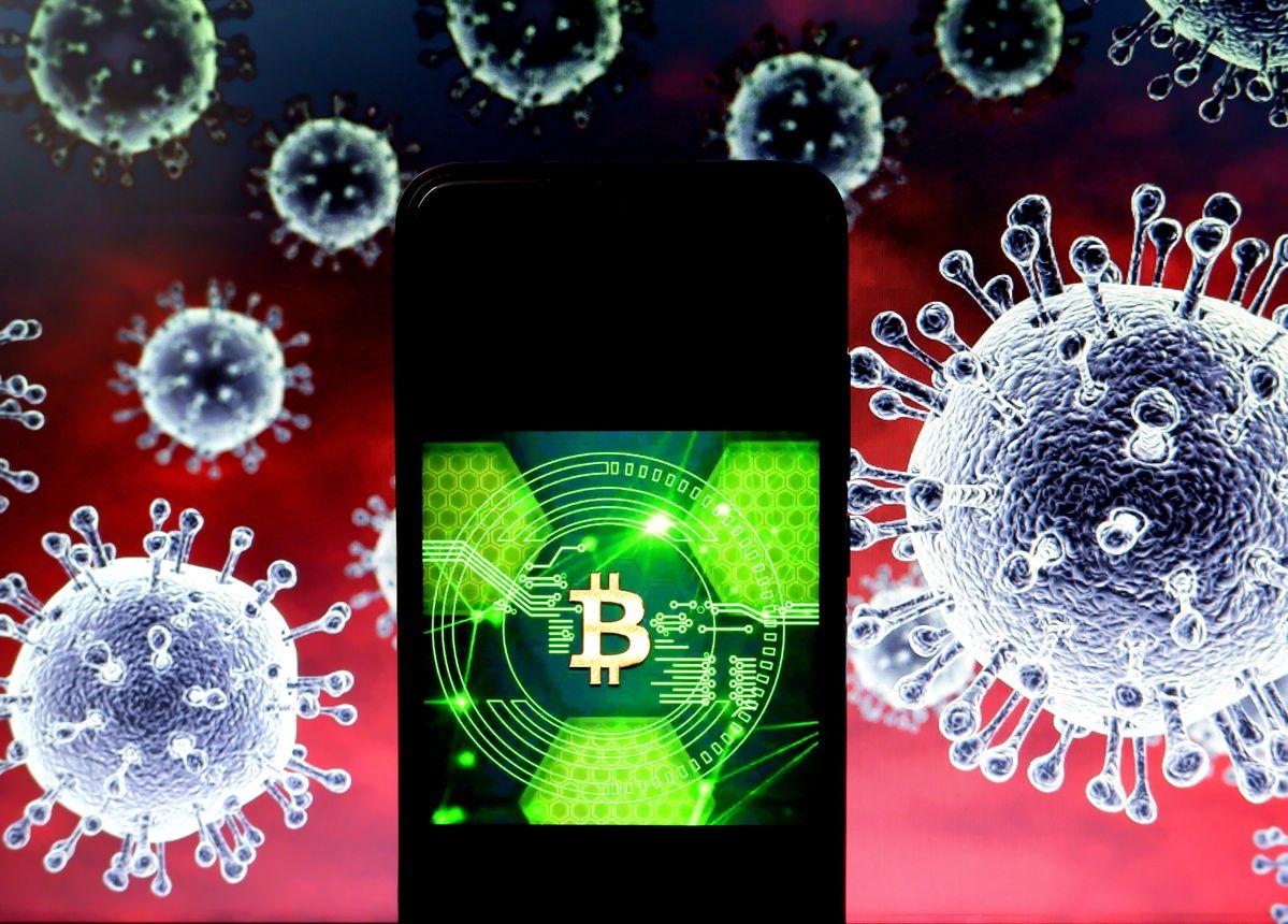 Finansal Piyasalar ve Bitcoin BTC Koronavirüs Karşısında Diz Çöküyor