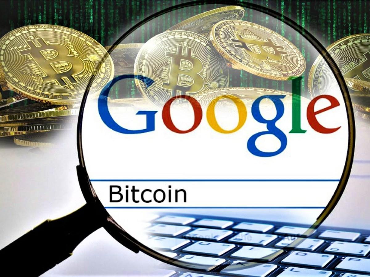 Googledaki Bitcoin BTC Aramaları Büyük Düşüşten Sonra Bile Artışa Devam Ediyor.