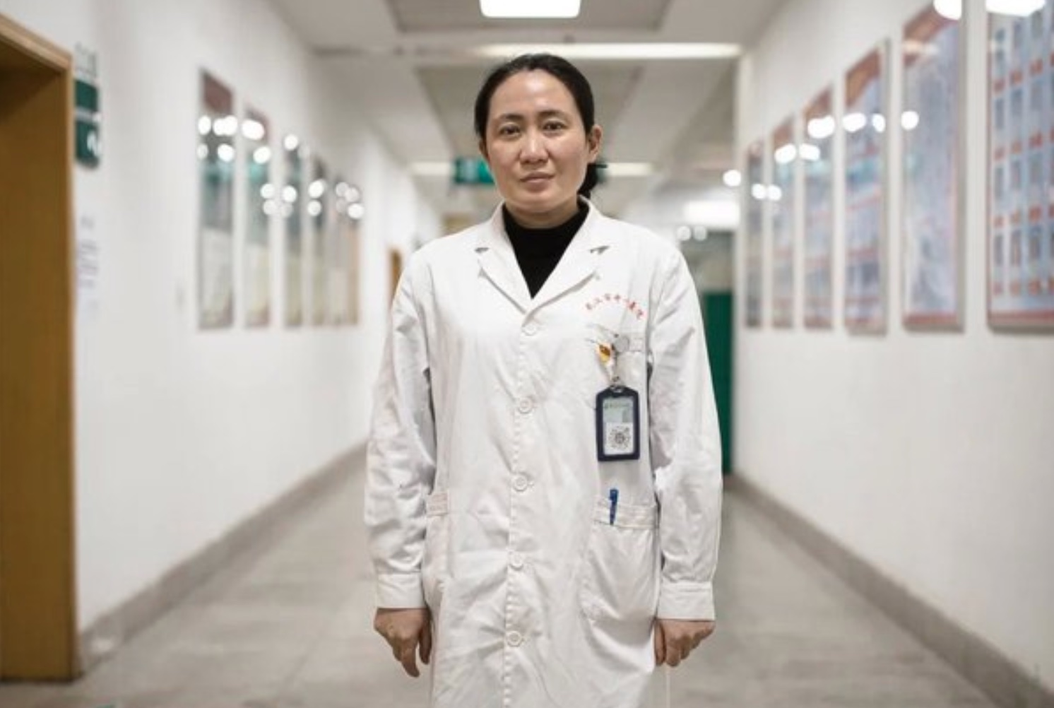 Koronavirüsü Dr. Ai Fen