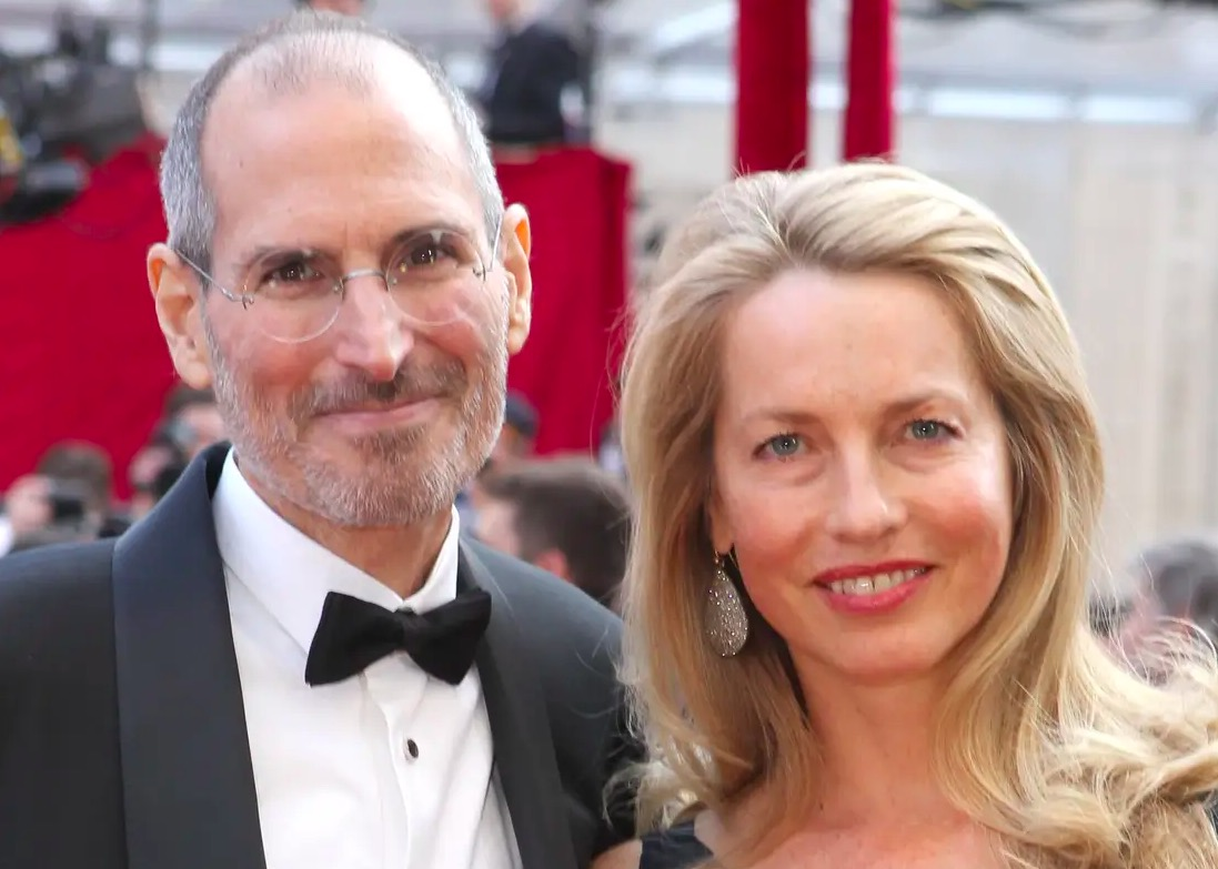 Steve Jobs Eşi Laurene Powell Jobs Kripto Para