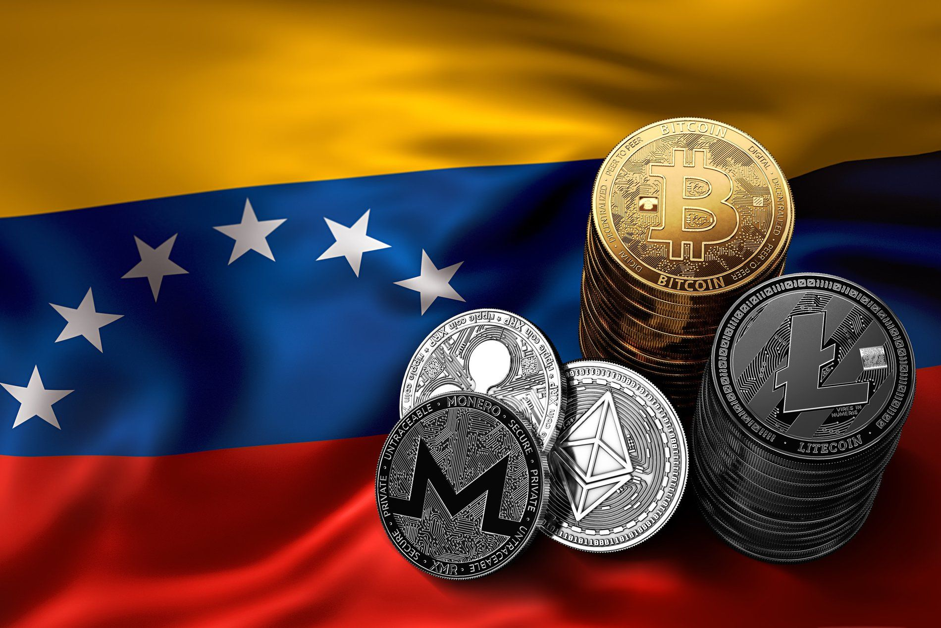 venezuela kripto para banka