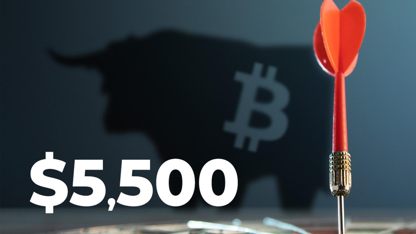 BTC 5.500 dolar