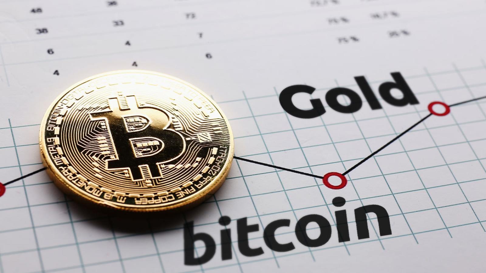 Bitcoin BTC Altına XAU Karşı Son Dört Yılın En Düşük Seviyesine Ulaştı Peki Bu Ne Anlama Geliyor