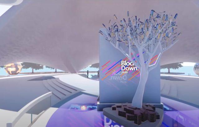 BlockDown2020 3D Etkinlik