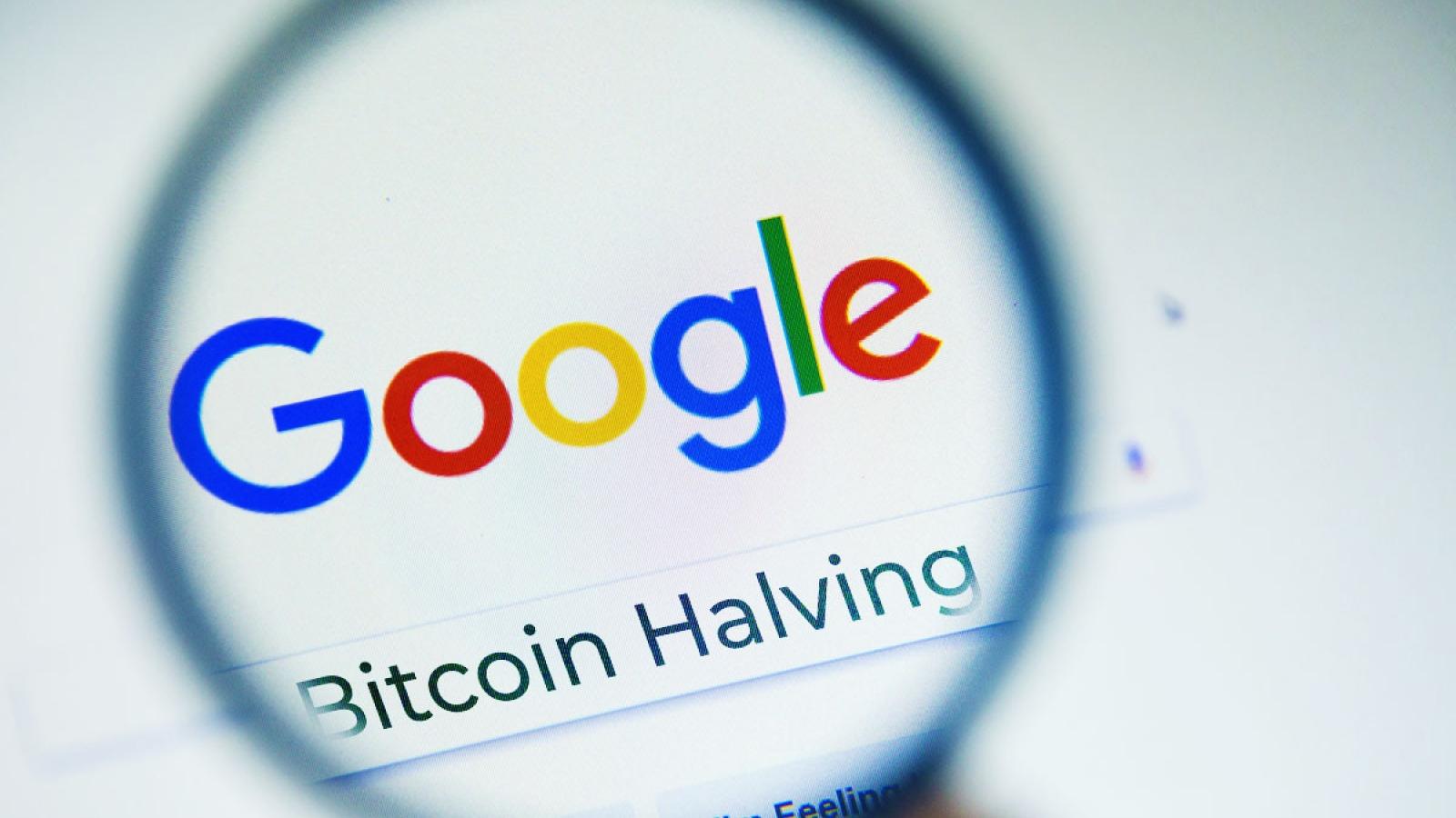 Google Aramalarını Bitcoin'i BTC Kalkışa Hazırlıyor