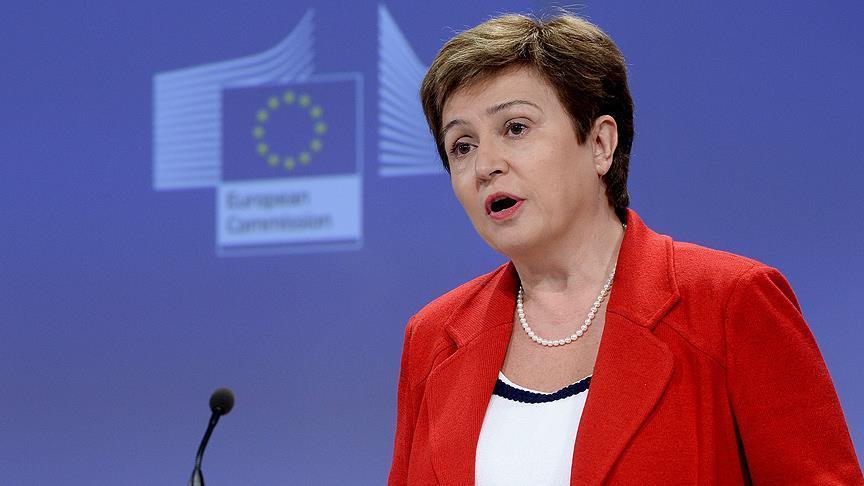 IMF Genel Müdürü Kristalina Georgieva
