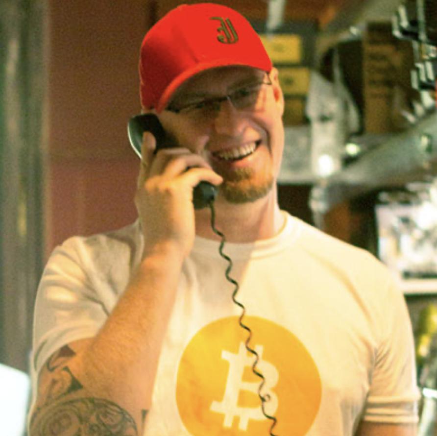 Jason Williams Bitcoin