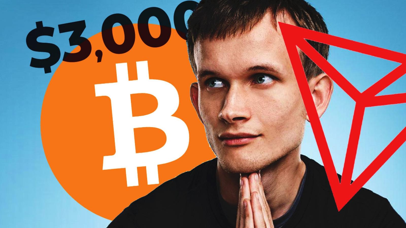 Rusya ve Çin Bitcoin'e BTC Onay Verdi ETH ve TRX Ortaklık Kuruyor İşte Kripto Camiasında 1 Nisan Şakaları
