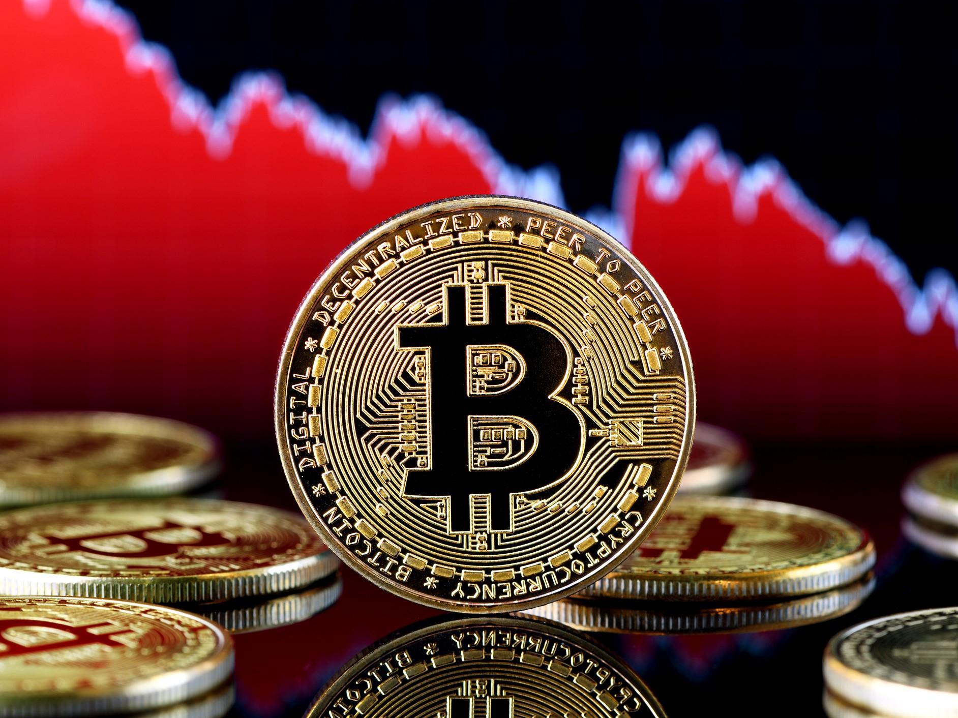 bitcoin btc tasfiye