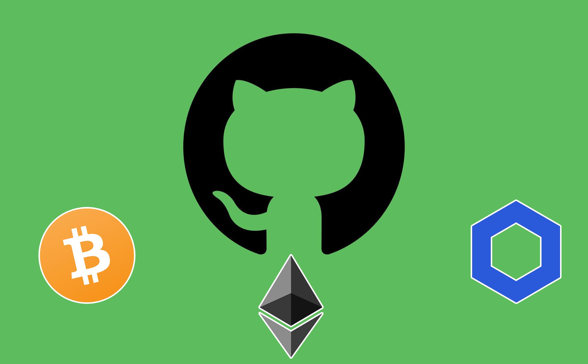 bitcoin chainlink ethereum github