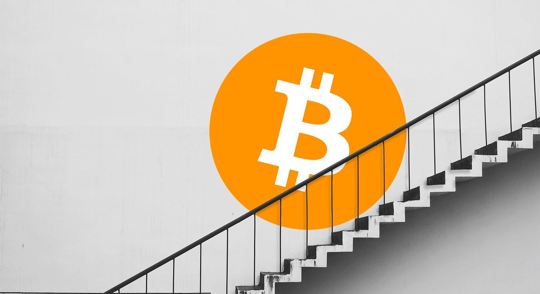 bitcoinde yükseliş sevindirdi