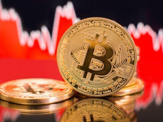 bitcoinin fiyati 6800 dolar seviyesine dustu