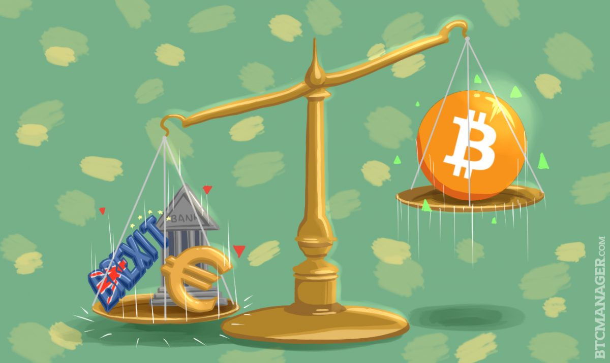 btc and central banks