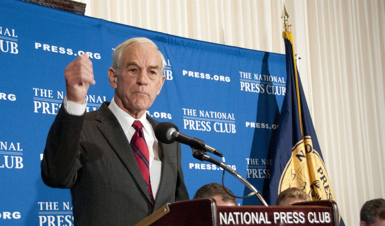 ron paul and fed 1280x750