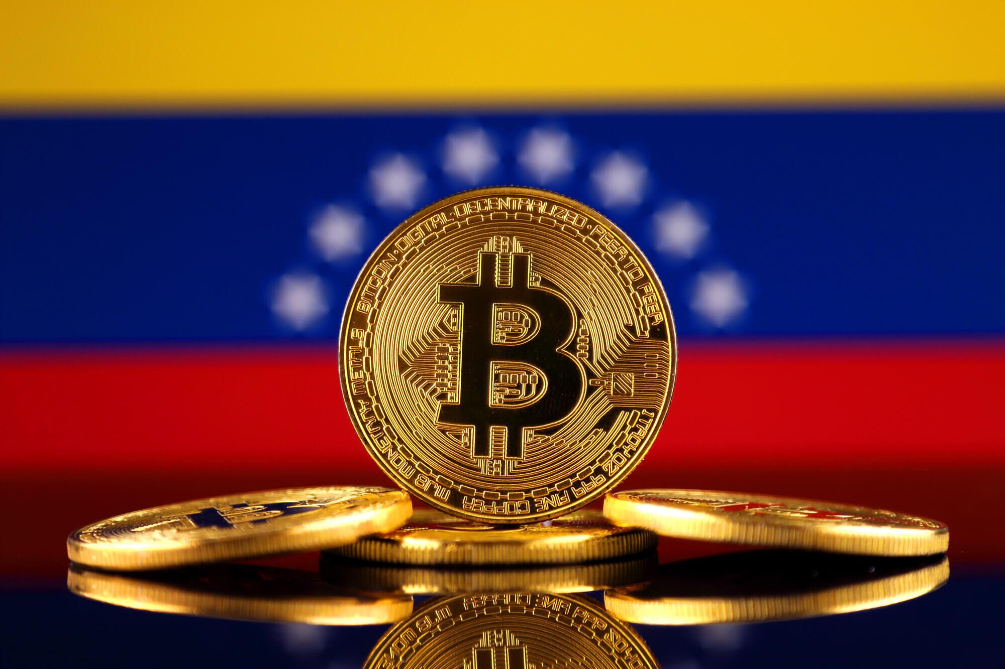 venezuelada enflasyon ile mücadelede bitcoin desteği