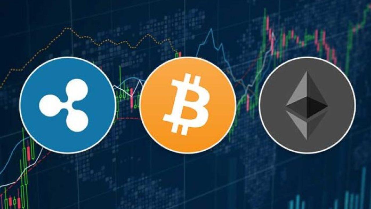ndikatörler Bitcoin BTC Ethereum ETH ve Ripple'da XRP Karışık Sinyaller Verdi