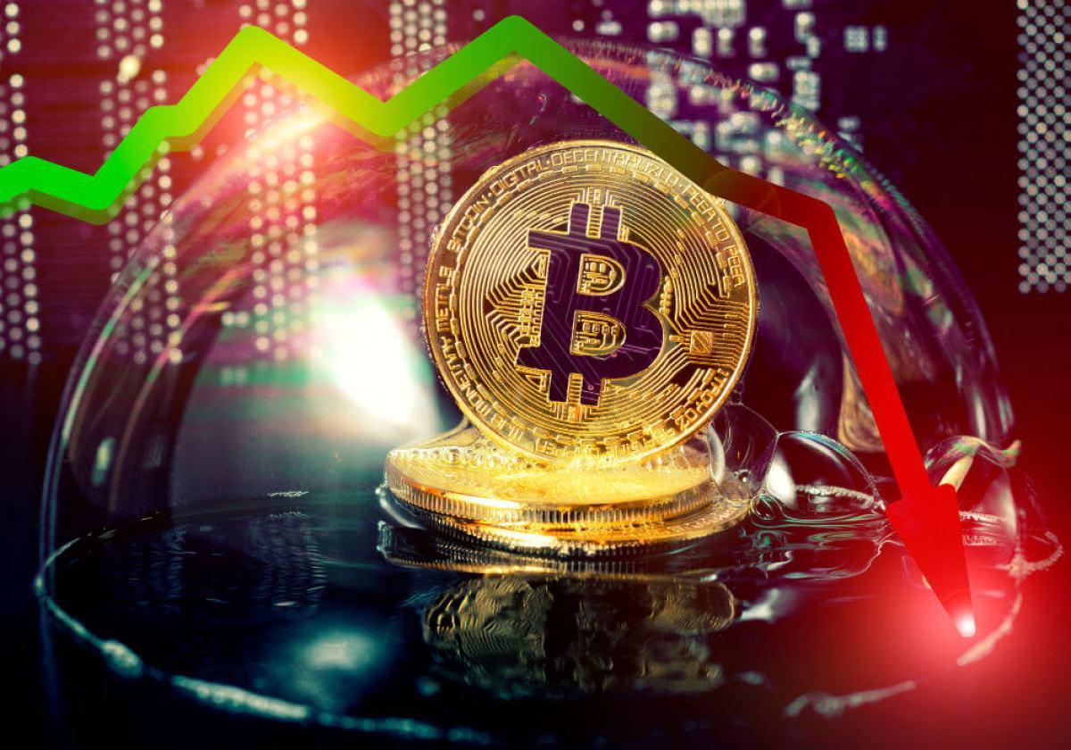 Bitcoin Yatırımcıları Satışa Başladı BTC 8.600 Doların Altına Düştü