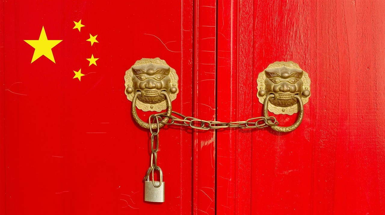 China Crypto ban 1280x717