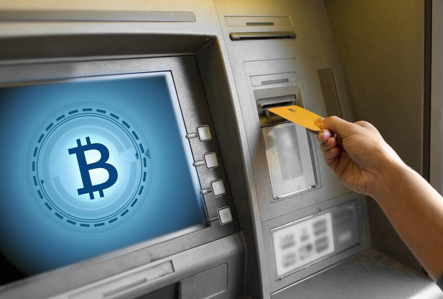 Dünyada Bir İlk Bitcoin BTC Madenciliği Yapan ATM'ler Kuruluyor
