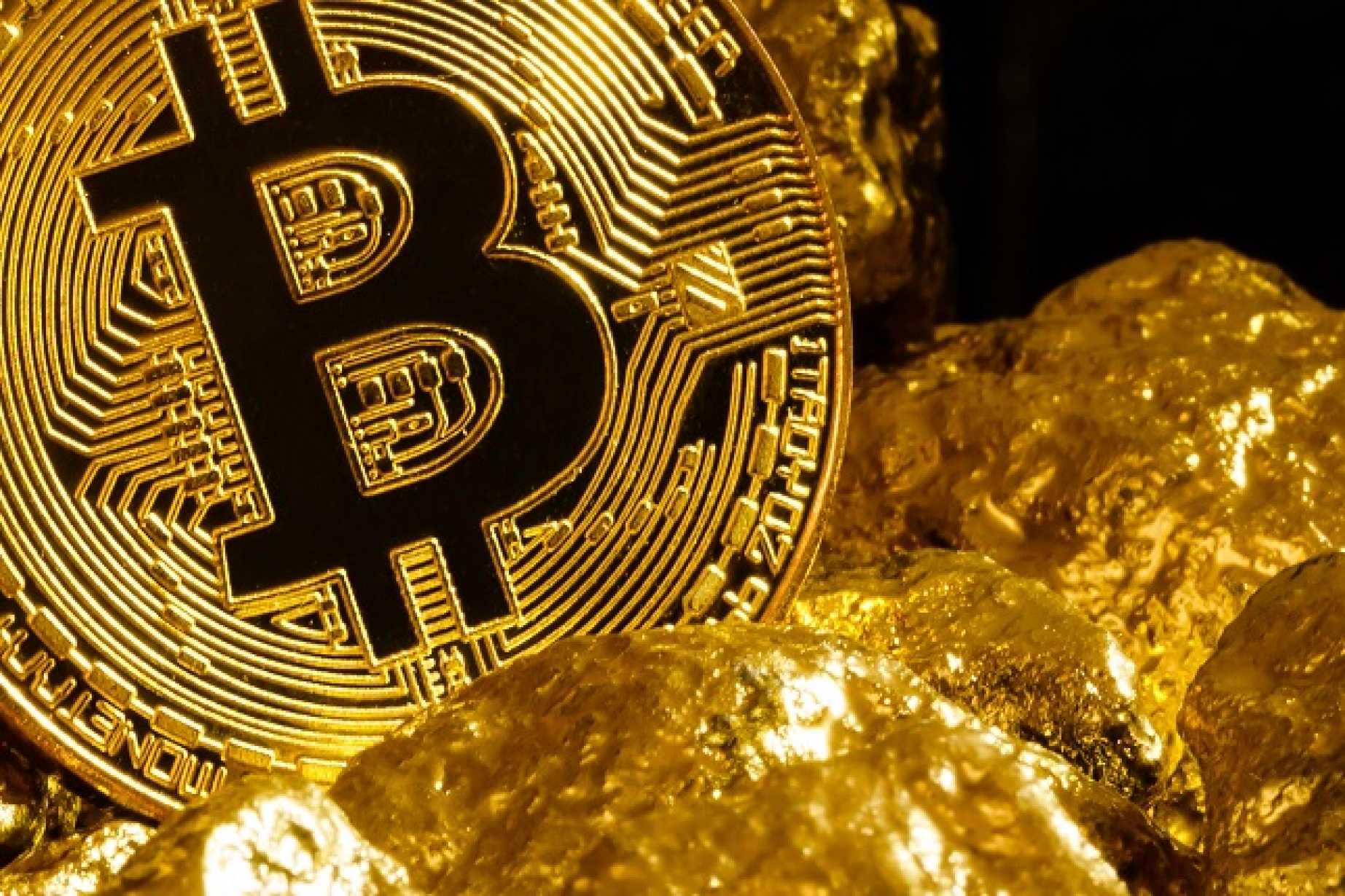 bitcoin altinin yerini alabilir