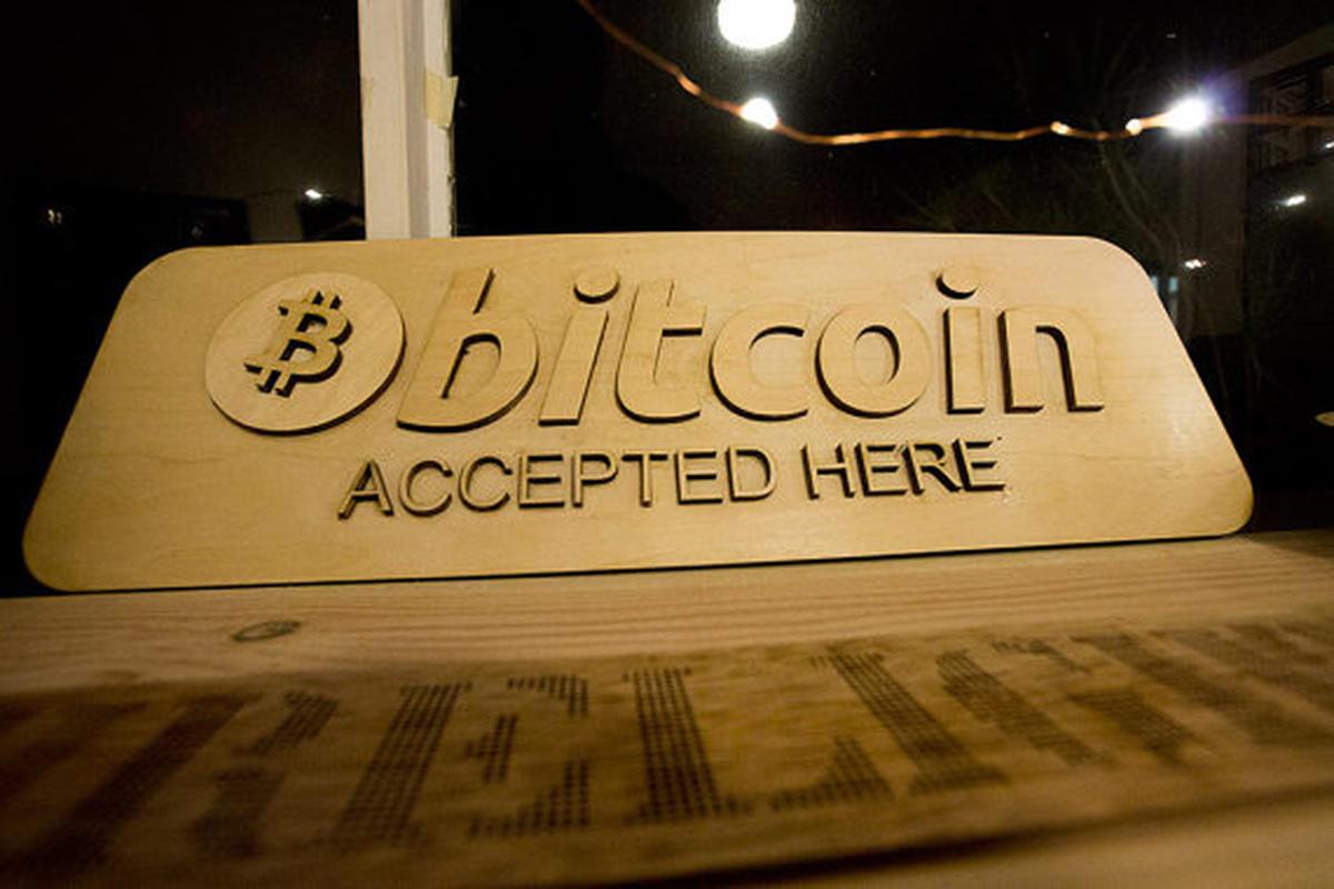 bitcoin ile ödeme mümkün değil