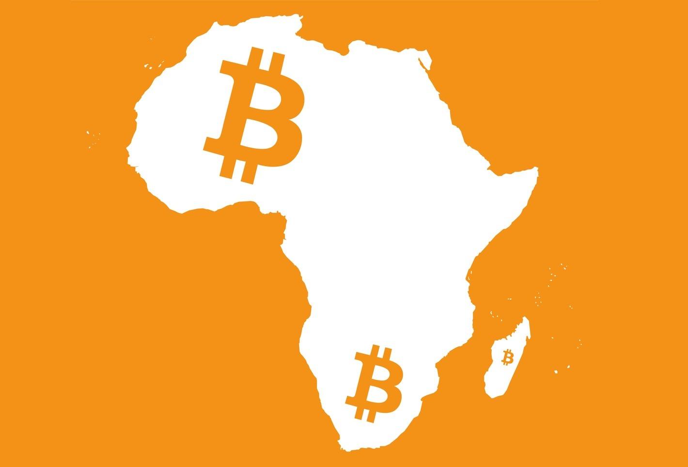 bitcoinin en populer oldugu kita afrika olacak
